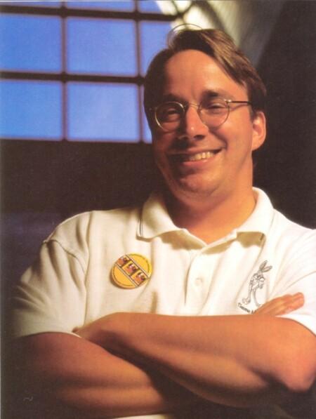 Линус Торвальдс, разработчик ядра операционной системы Linux и